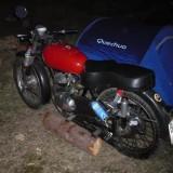 Saca tu vieja moto del garaje para venir a la Reunión